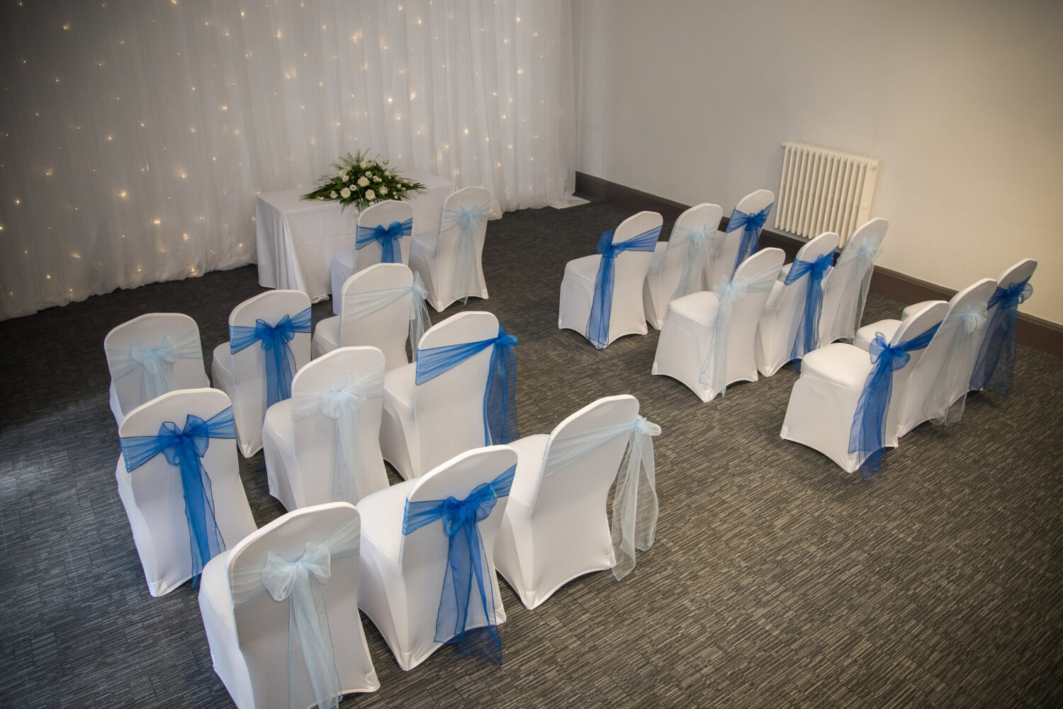 Grand Hall Weddings