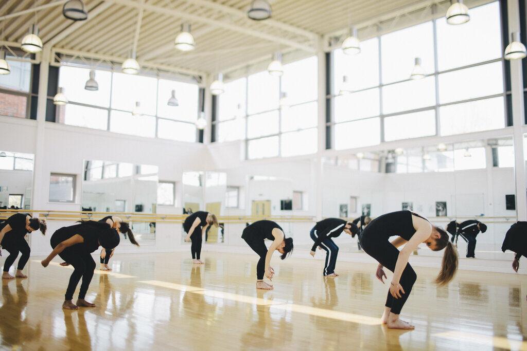 Bedford College Dance Studio