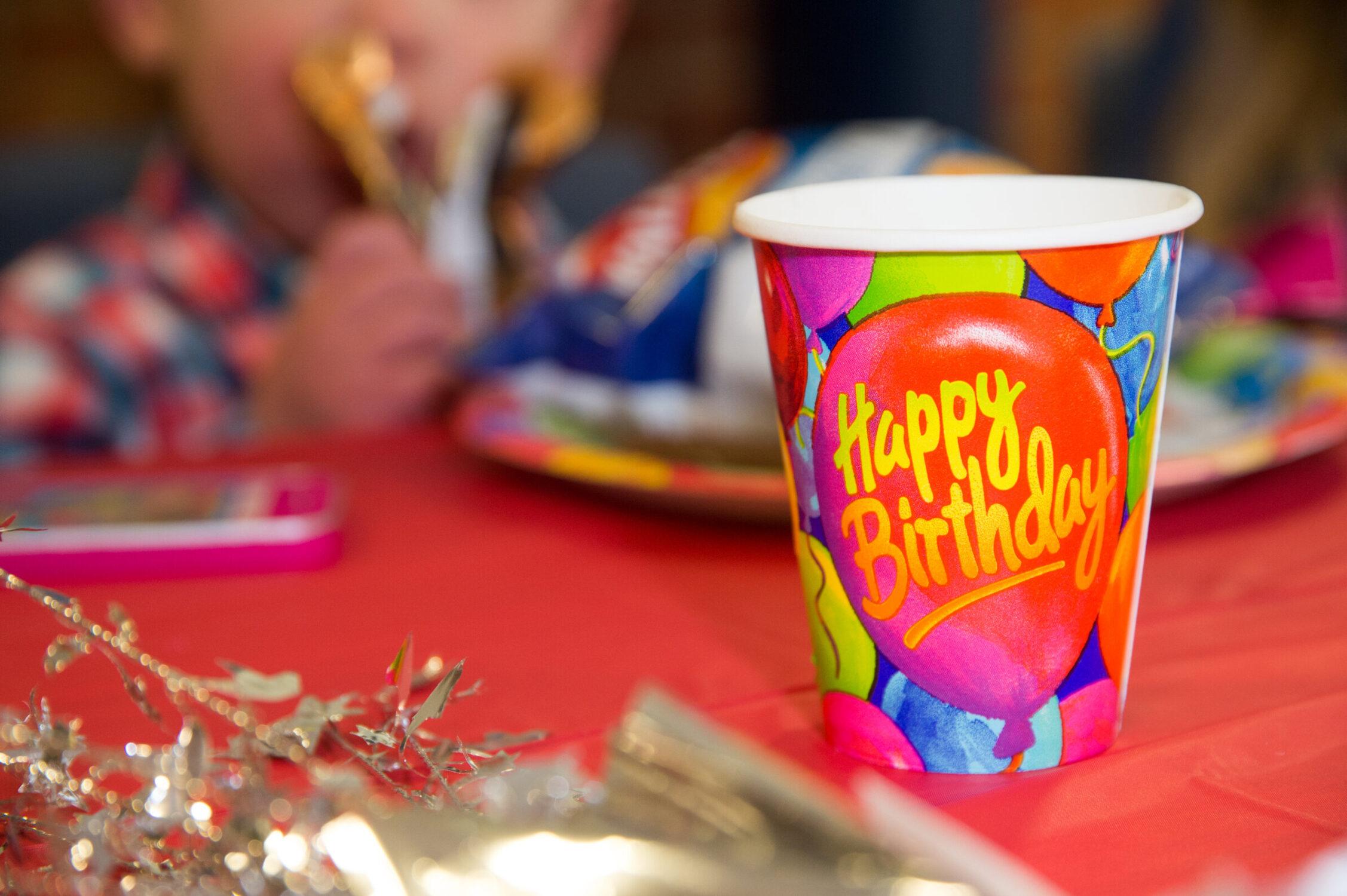 Trinity arts and leisure birthday party
