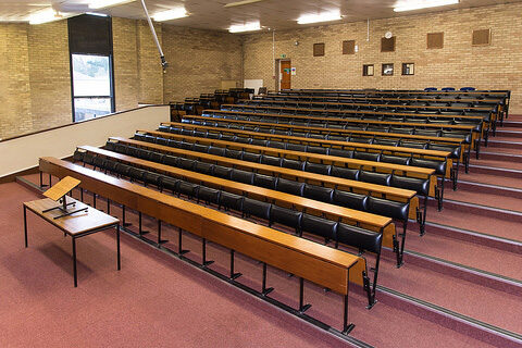 Shuttleworth College Conference Hall