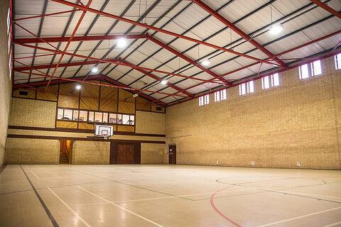 shuttleworth Sports Hall