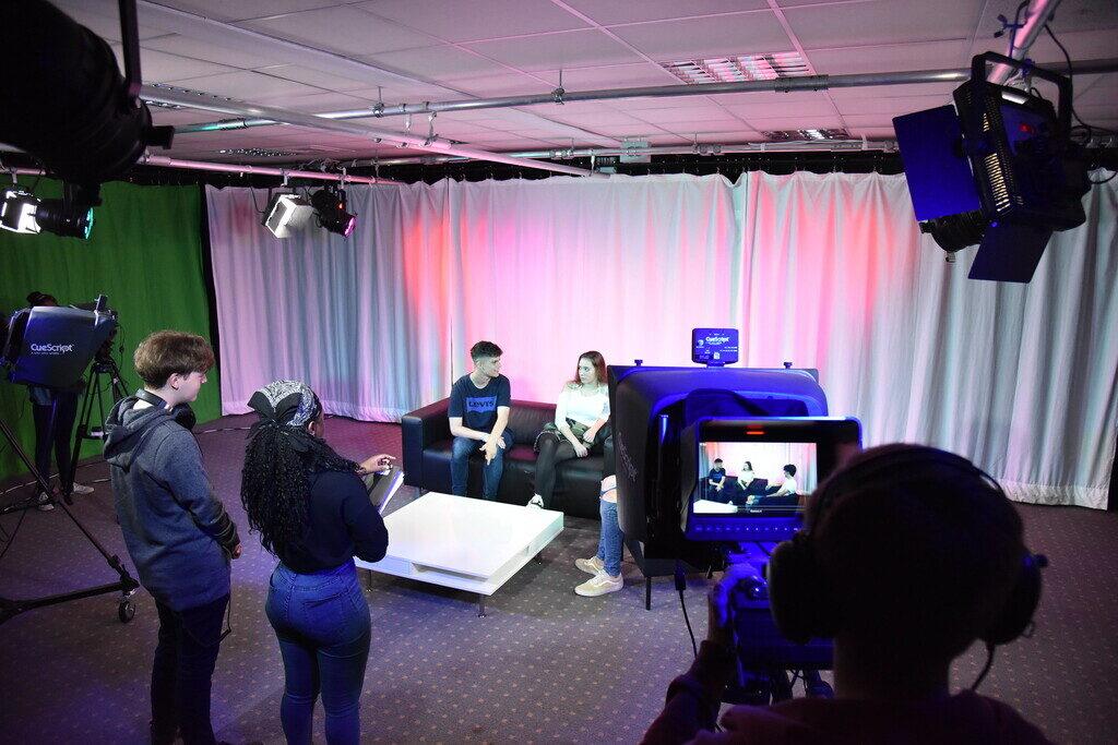 Tresham College TV Studio